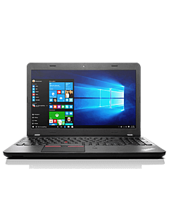 Ex-rental Lenovo E560 notebook