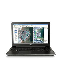 HP Zbook 15 G2 notebook