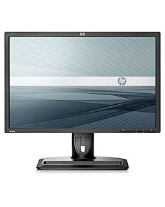 "HP ZR24w 24"" monitor"