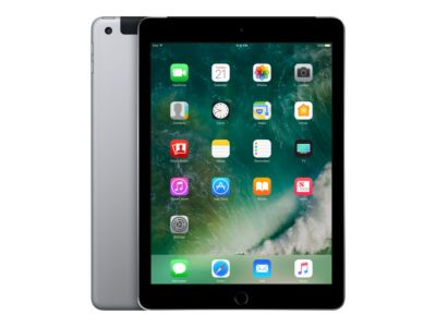 Ex-rental Apple iPad 2017 32GB WIFI & Cellular Space Grey