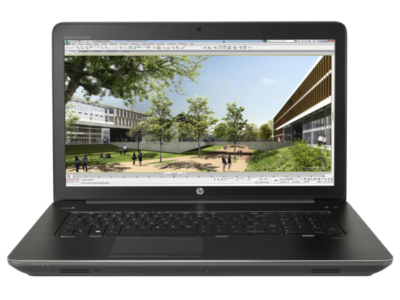HP Zbook 17 G3 notebook